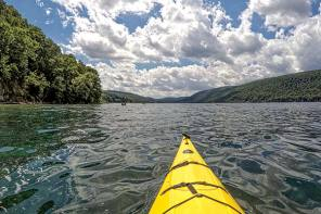 Top Six Paddles in the Finger Lakes Region