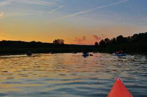 Paddling Programs offered at The Finger Lakes Museum & Aquarium