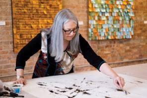 The Creative Adventurous Spirit of Artist Jeanne Beck