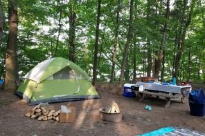 Camping the Finger Lakes Region