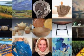 New Artists and New Art on the Naples Open Studio Trail