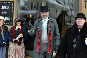 It's a Dickens Christmas in Skaneateles
