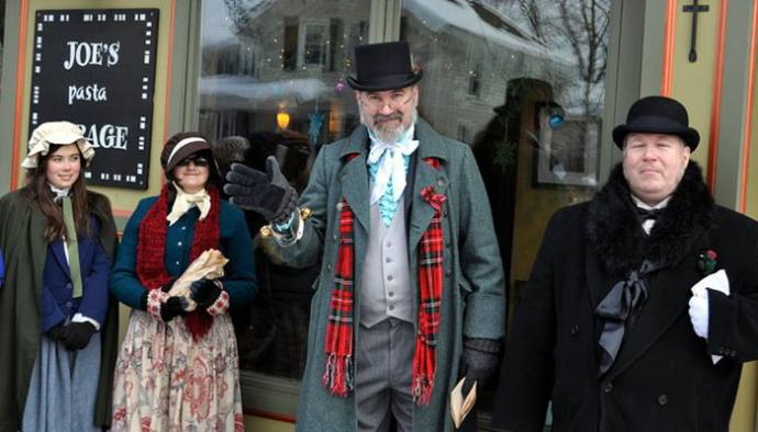 Skaneateles celebrates 25 years of Dickens Christmas