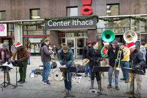 Here's What's Happening in Downtown Ithaca!