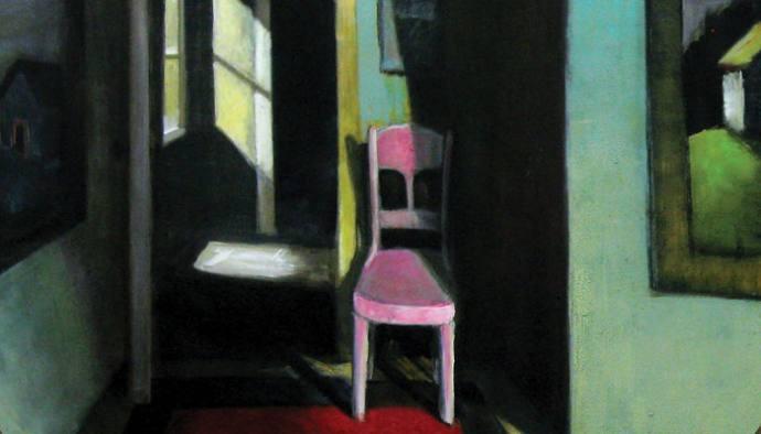 Treacy Ziegler: Sculptor, Painter and Printmaker - Life in