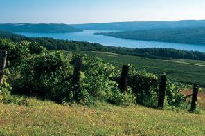"Part 6: Keuka, the ""Crooked Lake"""