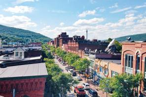Corning's Gaffer District Nominated for America's Main Street Contest