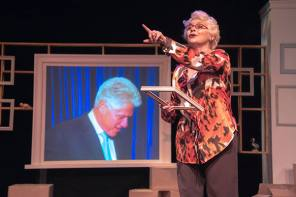 BRISTOL VALLEY THEATER brings back BECOMING DR. RUTH