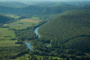 Land Trust Protects 4,000 Feet of Chemung River Streambank