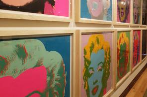 Warhol's Marilyn Monroe Suite at The Rockwell Museum