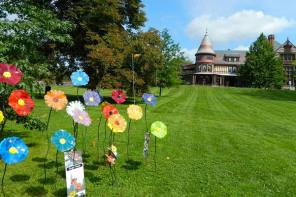 Art Blooms at Sonnenberg Gardens & Mansion State Park