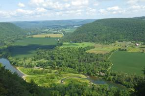 LAND TRUST ACQUIRES MORE THAN 200 ACRES IN CHEMUNG RIVER VALLEY