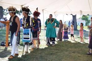 National Speaker at Seneca Heritage Day