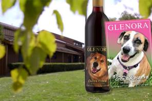 Glenora Wine Cellars Supports Humane Society with SpokesPup Series