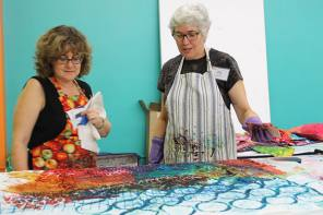 Schweinfurth's annual quilt exhibition kicks off with weekend of events
