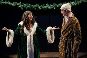 "The Hangar Theatre Company Presents: Charles Dickens' ""A Christmas Carol"""