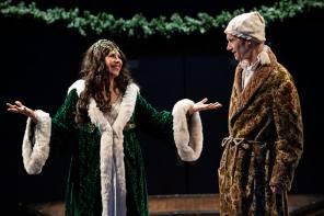 "The Hangar Theatre Company Presents: Charles Dickens' ""A Christmas Carol"""