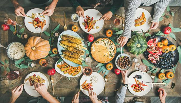 "LIFE IN THE FINGER LAKES: A Finger Lakes ""Friendsgiving"""