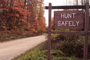 FOREST SERVICE TARGETS HUNTER SAFETY