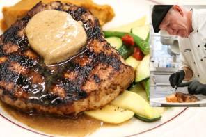 Celebrity Chef – J. Zan Mauler – Big Tree Inn, Geneseo