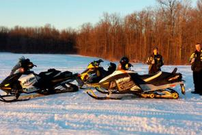 Snowmobiling Opportunities in the Central Finger Lakes Region