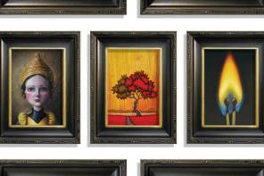 Little Gems – a beautiful collection of small artwork