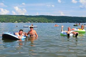 Summertime in the Finger Lakes is Special