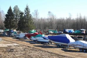 Think About Winterizing, Boat Storage Reservations Now