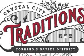 A New Twist to Holiday Celebrations in Corning