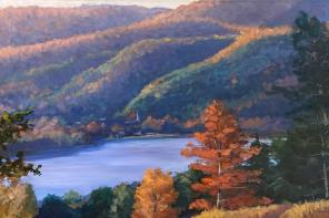 West End Gallery in Corning Features the Work of Tom Gardner