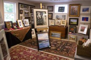 Art Show in Canandaigua Features Emerging Artists and Their Mentors