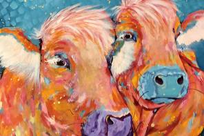 Spotlight Exhibit of New Art at West End Gallery in Corning