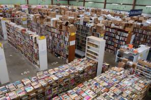 FRIENDS OF THE LIBRARY SPRING BOOK SALE STARTS MAY 1