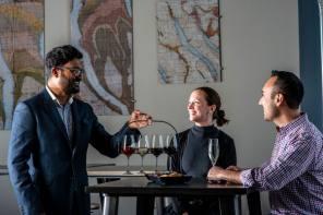 Once Finger Lakes, a Regional Wine Tasting Room, Opens on Seneca Lake