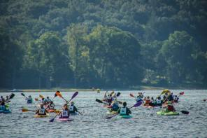 Be a part of a Paddling Race in Branchport!