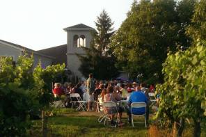 What's to Hear in the Finger Lakes? Some funk and opera.
