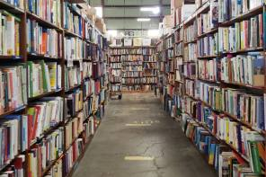 The Friends of the Library Book Sale