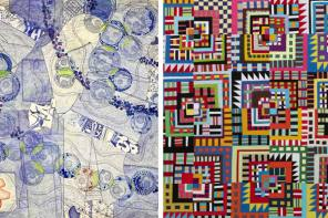 Many Quilts in Schweinfurth's Annual Exhibition Tells Stories