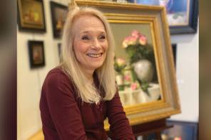 People in the Know: Pat Tribastone, The P. Tribastone Fine Art Gallery, Canandaigua
